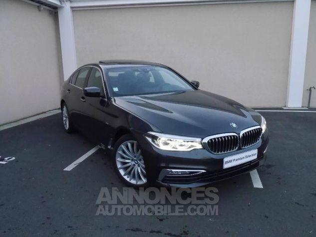 BMW Série 5 520dA xDrive 190ch Luxury Sophistograu Occasion - 0