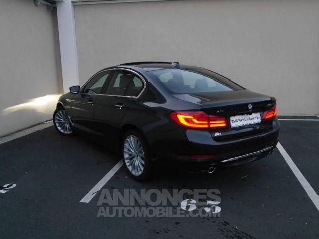 BMW Série 5 520dA xDrive 190ch Luxury Sophistograu Occasion - 1