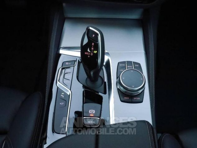 BMW Série 5 520dA xDrive 190ch Luxury Sophistograu Occasion - 10