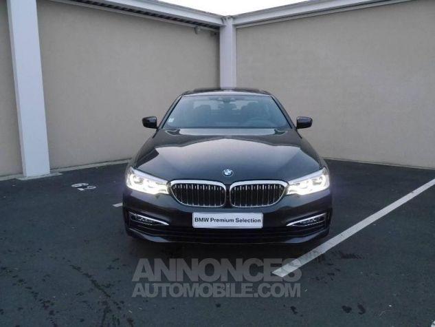 BMW Série 5 520dA xDrive 190ch Luxury Sophistograu Occasion - 12