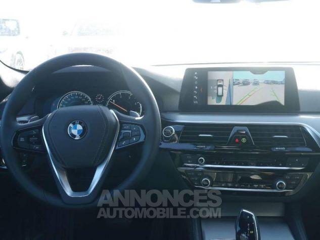 BMW Série 5 520dA xDrive 190ch Luxury Saphirschwarz Occasion - 4