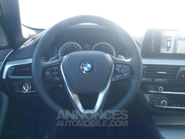 BMW Série 5 520dA xDrive 190ch Luxury Saphirschwarz Occasion - 5