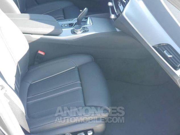 BMW Série 5 520dA xDrive 190ch Luxury Saphirschwarz Occasion - 9