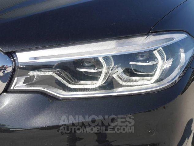 BMW Série 5 520dA xDrive 190ch Luxury Saphirschwarz Occasion - 10
