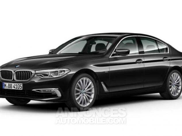 BMW Série 5 520dA xDrive 190ch Luxury Saphirschwarz metallise Occasion - 0