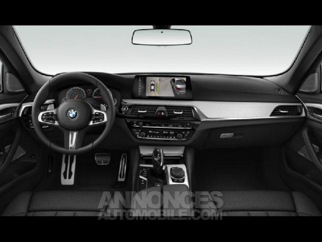 BMW Série 5 520dA xDrive 190ch M Sport Steptronic Saphirschwarz metallise Neuf - 3