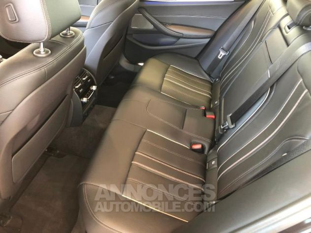 BMW Série 5 520dA xDrive 190ch M Sport Steptronic Sophistograu metallise Occasion - 3