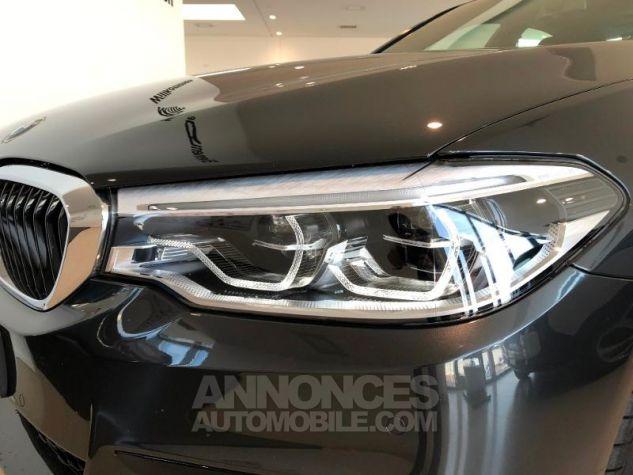 BMW Série 5 520dA xDrive 190ch M Sport Steptronic Sophistograu metallise Occasion - 11
