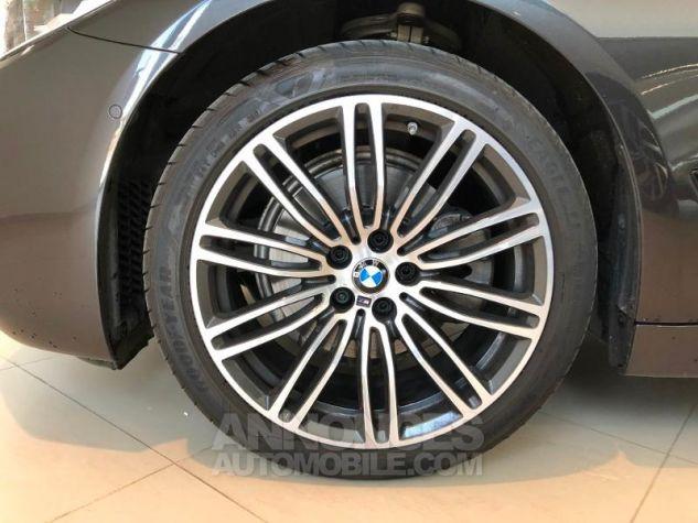 BMW Série 5 520dA xDrive 190ch M Sport Steptronic Sophistograu metallise Occasion - 12