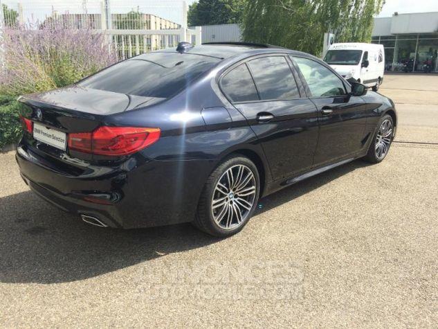 BMW Série 5 520dA xDrive 190ch M Sport Steptronic CARBONSCHWARZ METALLIC Occasion - 1