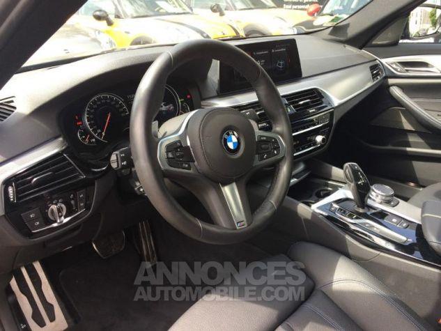 BMW Série 5 520dA xDrive 190ch M Sport Steptronic CARBONSCHWARZ METALLIC Occasion - 7