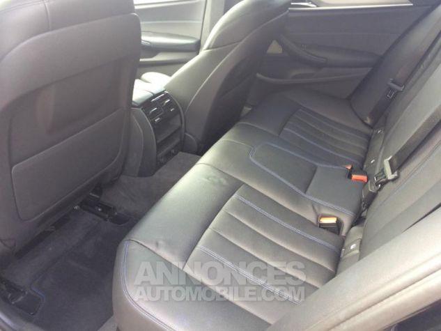 BMW Série 5 520dA xDrive 190ch M Sport Steptronic CARBONSCHWARZ METALLIC Occasion - 9