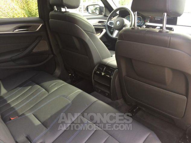 BMW Série 5 520dA xDrive 190ch M Sport Steptronic CARBONSCHWARZ METALLIC Occasion - 10