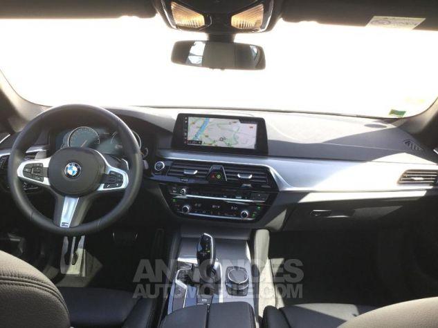 BMW Série 5 520dA xDrive 190ch M Sport Steptronic GRIS Occasion - 3