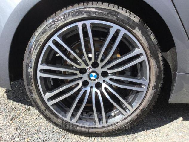 BMW Série 5 520dA xDrive 190ch M Sport Steptronic GRIS Occasion - 4