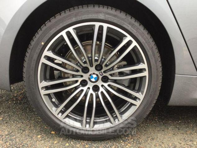 BMW Série 5 520dA xDrive 190ch M Sport Steptronic Bluestone Métallisée Occasion - 4