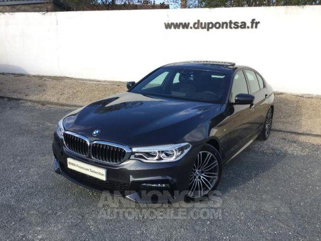 BMW Série 5 520dA xDrive 190ch M Sport Steptronic Euro6c Sophistograu  metallise Occasion - 0