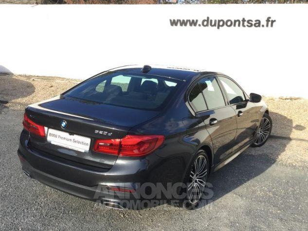 BMW Série 5 520dA xDrive 190ch M Sport Steptronic Euro6c Sophistograu  metallise Occasion - 1