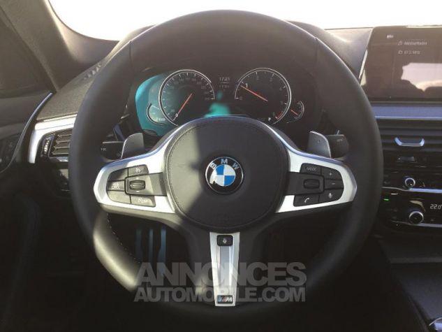 BMW Série 5 520dA xDrive 190ch M Sport Steptronic Euro6c Sophistograu  metallise Occasion - 7