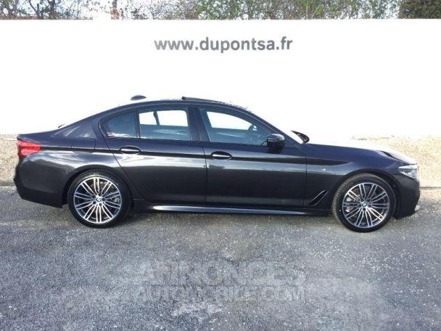 BMW Série 5 520dA xDrive 190ch M Sport Steptronic Euro6c Sophistograu  metallise Occasion - 11