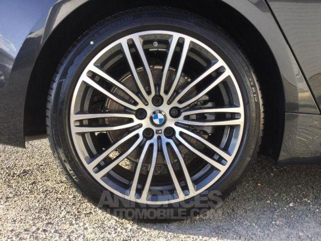 BMW Série 5 520dA xDrive 190ch M Sport Steptronic Euro6c Sophistograu  metallise Occasion - 13