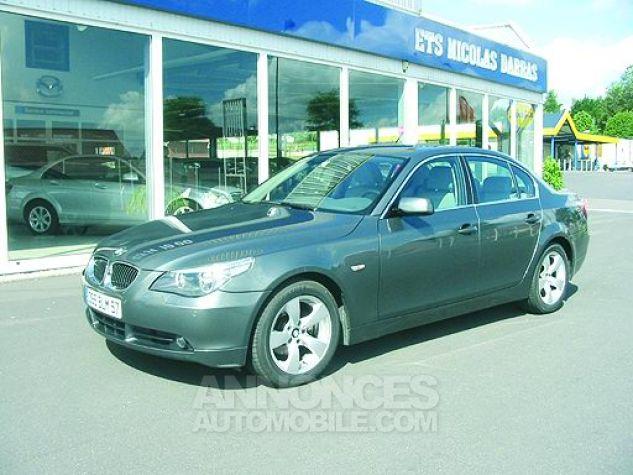 BMW Série 5 525 D luxe BVA Gris  Occasion - 0
