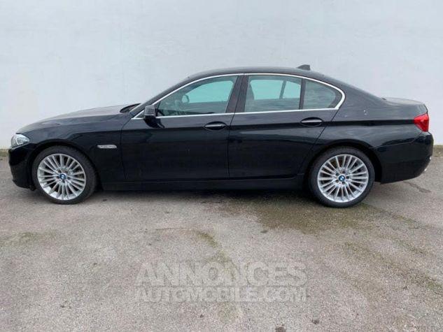 BMW Série 5 525dA xDrive 218 Luxury Noir Occasion - 2