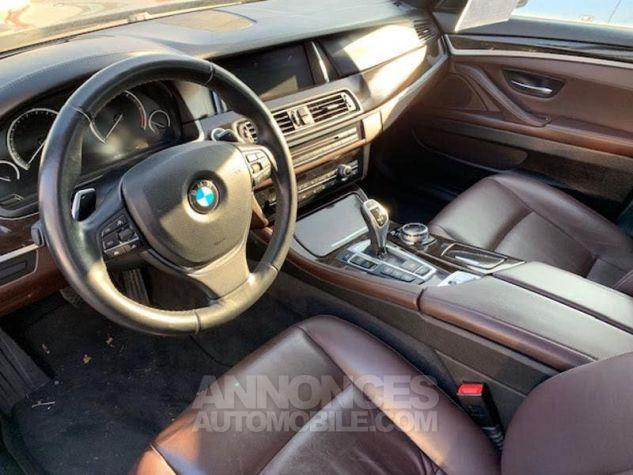 BMW Série 5 525dA xDrive 218 Luxury Noir Occasion - 3