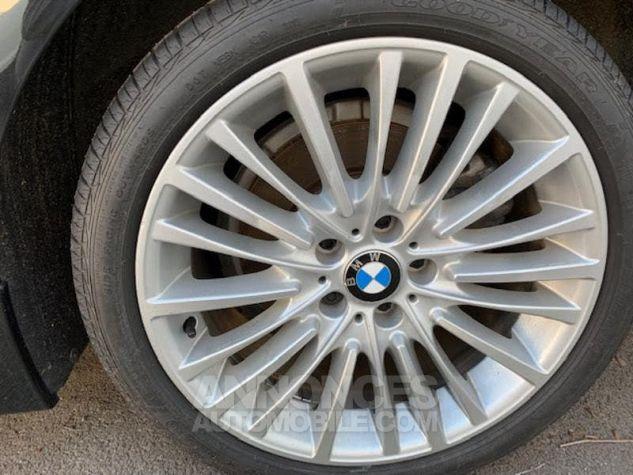 BMW Série 5 525dA xDrive 218 Luxury Noir Occasion - 6