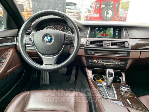 BMW Série 5 525dA xDrive 218 Luxury Noir Occasion - 9