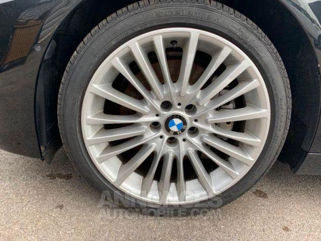 BMW Série 5 525dA xDrive 218 Luxury Noir Occasion - 11