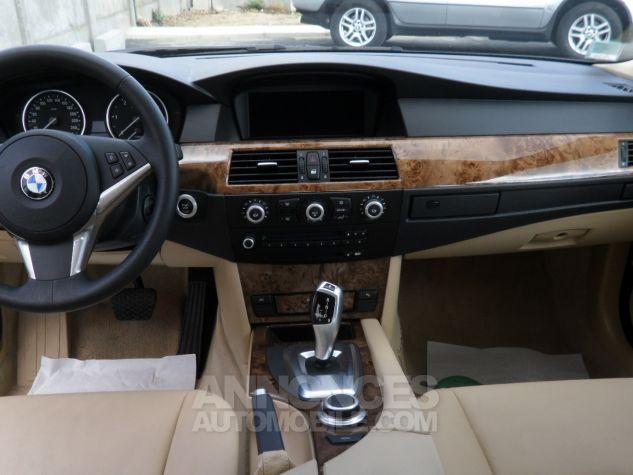 BMW Série 5 530D 235CH LUXE BVA6 Noir  Occasion - 0