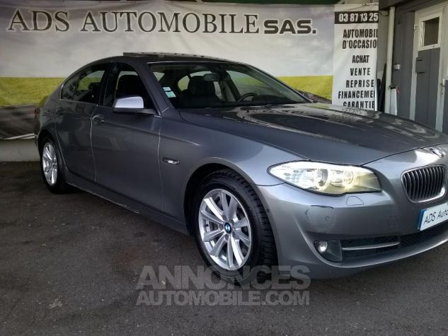 BMW Série 5 530D XDRIVE 258CH Luxe A Gris Occasion - 0