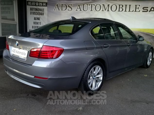 BMW Série 5 530D XDRIVE 258CH Luxe A Gris Occasion - 1