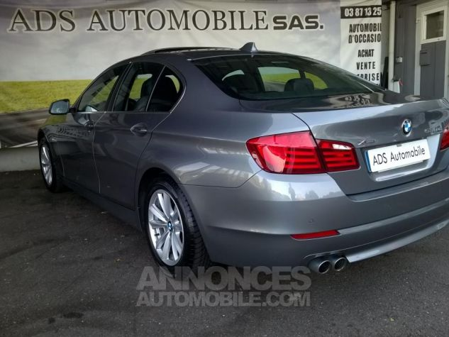 BMW Série 5 530D XDRIVE 258CH Luxe A Gris Occasion - 3