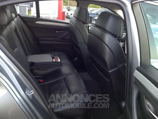 BMW Série 5 530D XDRIVE 258CH Luxe A Gris Occasion - 7