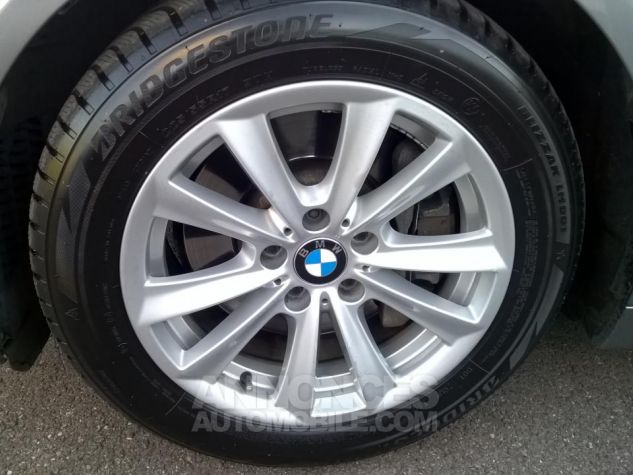 BMW Série 5 530D XDRIVE 258CH Luxe A Gris Occasion - 10