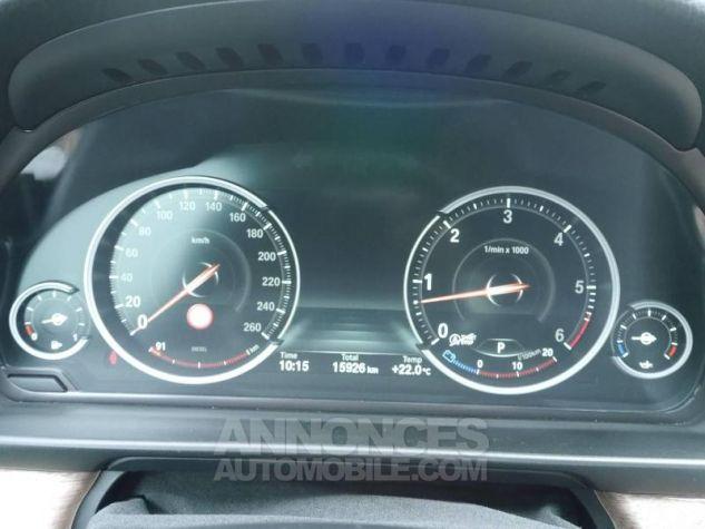 BMW Série 5 530dA 258ch Luxury Sophistograu Occasion - 11