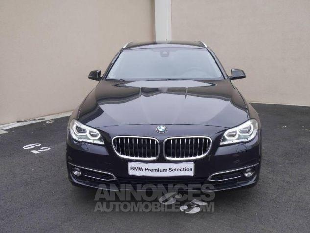 BMW Série 5 530dA 258ch Luxury Sophistograu Occasion - 12