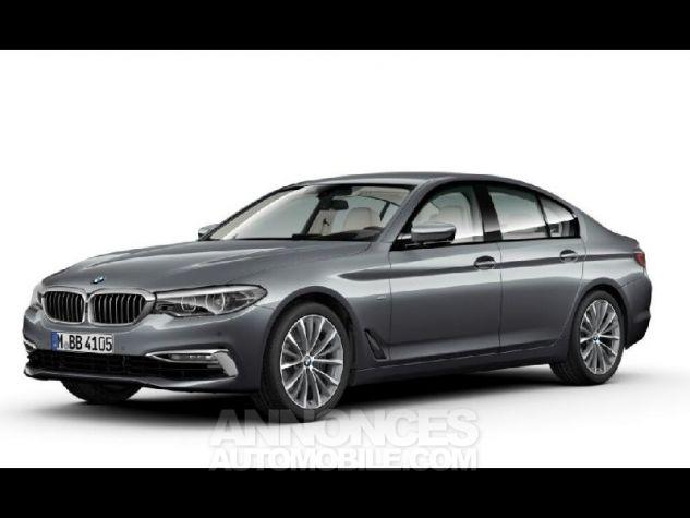 BMW Série 5 530dA xDrive 265ch Luxury Bluestone metallise Neuf - 1