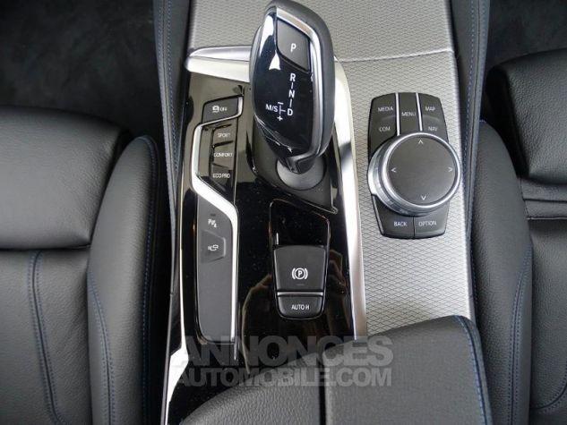 BMW Série 5 530dA xDrive 265ch M Sport Carbonschwarz  metallise Occasion - 7