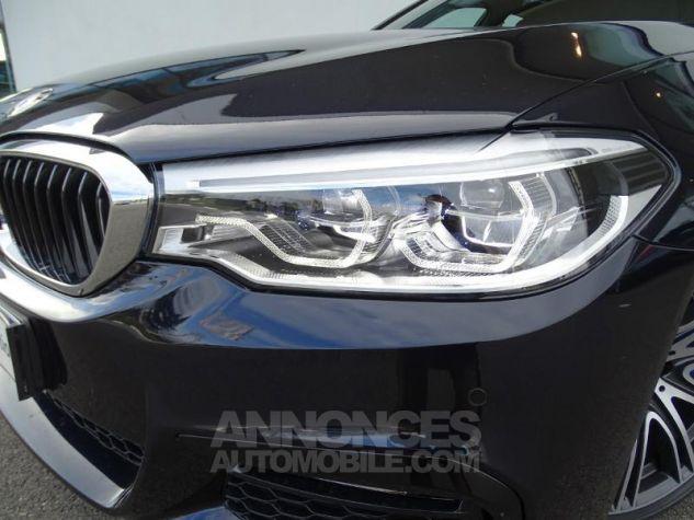 BMW Série 5 530dA xDrive 265ch M Sport Carbonschwarz  metallise Occasion - 10