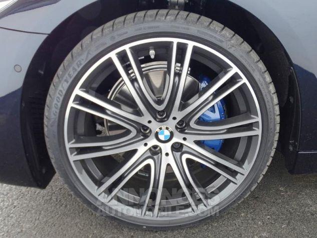 BMW Série 5 530dA xDrive 265ch M Sport Carbonschwarz  metallise Occasion - 12
