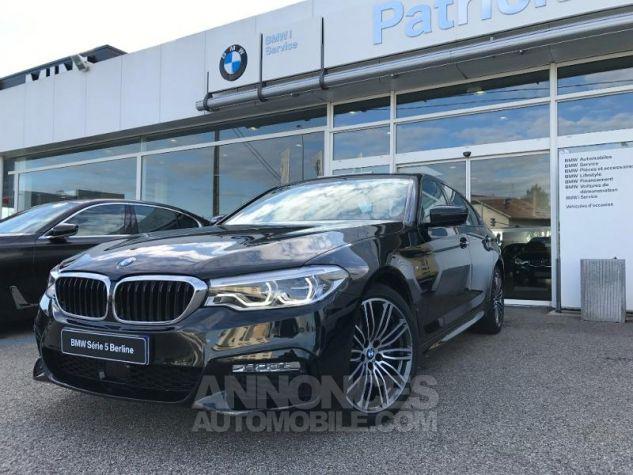 BMW Série 5 530dA xDrive 265ch M Sport Steptronic Saphirschwarz metallise Occasion - 0