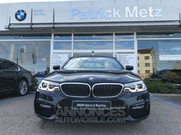 BMW Série 5 530dA xDrive 265ch M Sport Steptronic Saphirschwarz metallise Occasion - 2