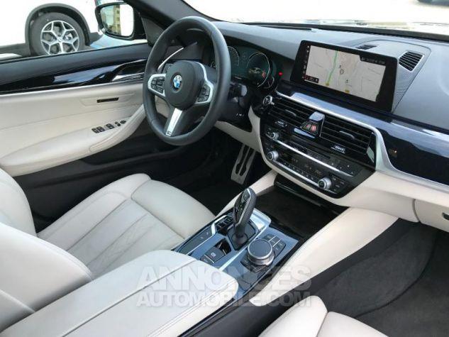 BMW Série 5 530dA xDrive 265ch M Sport Steptronic Saphirschwarz metallise Occasion - 5