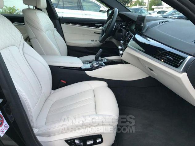 BMW Série 5 530dA xDrive 265ch M Sport Steptronic Saphirschwarz metallise Occasion - 6