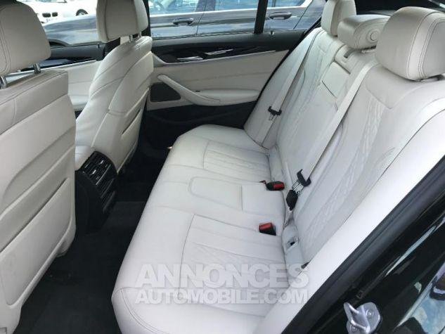 BMW Série 5 530dA xDrive 265ch M Sport Steptronic Saphirschwarz metallise Occasion - 8