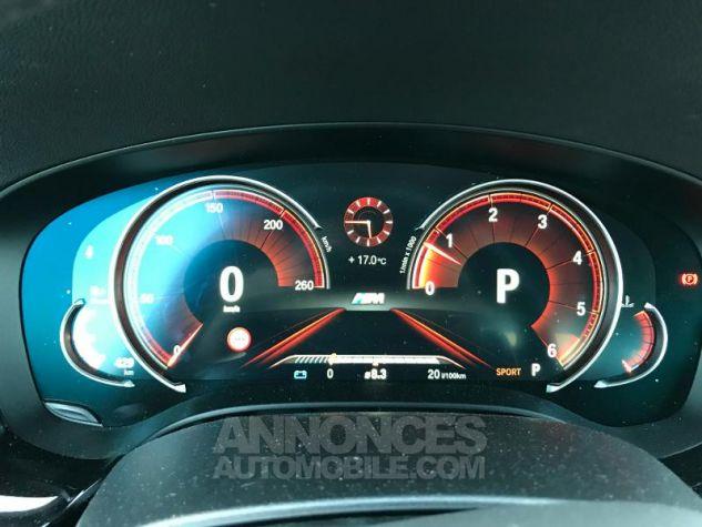 BMW Série 5 530dA xDrive 265ch M Sport Steptronic Saphirschwarz metallise Occasion - 12