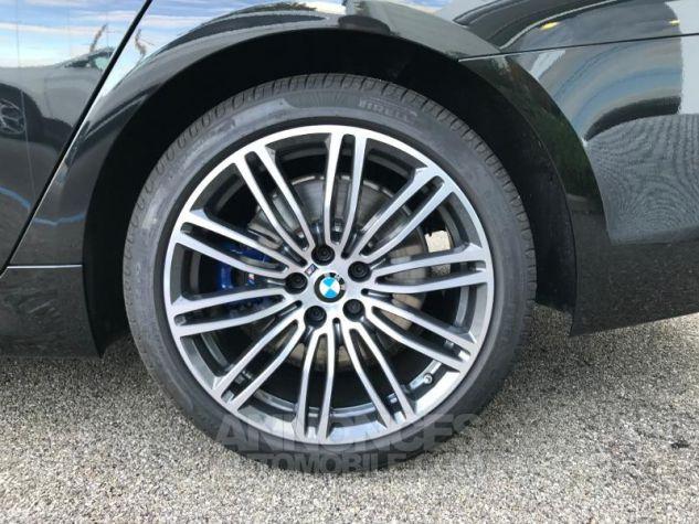 BMW Série 5 530dA xDrive 265ch M Sport Steptronic Saphirschwarz metallise Occasion - 13